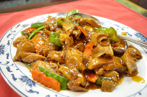 House Specialties - Hunan Fine Asian Cuisine